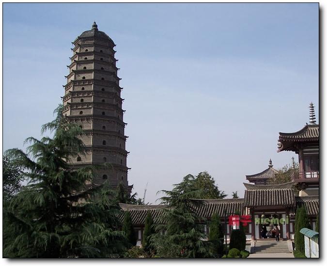 【转载】[原创摄影]古朴雅致的法门寺古建筑 - tshyhj - tshyhj的博客