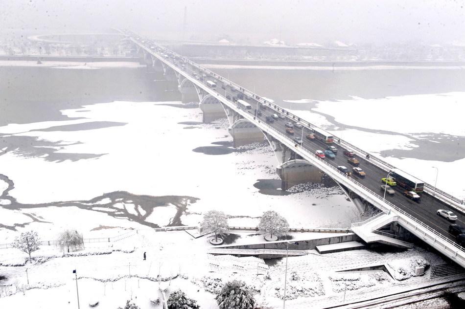 [原摄] 暴雪冰临长沙城 银装素裹湘江岸(22P) - 路人@行者 - 路人@行者