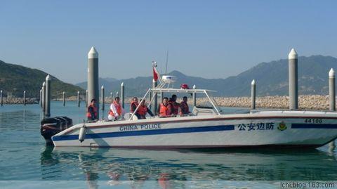 南澳·游艇会 - 梁赤 - 梁赤的博客