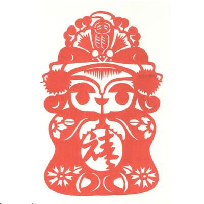 十二生肖( 剪纸) - 幸福花语 - 幸福花语