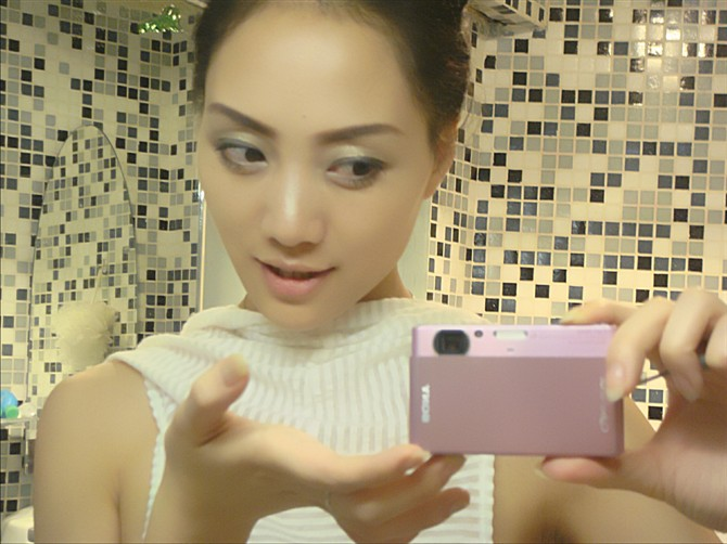 【女模自拍苦练3/6年】 - Anne - 钟晓红模特——网易博客