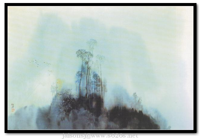 水墨图《100余张》---梦幻小屋 - lidongliang1963.h - 敲开上帝之门的博客