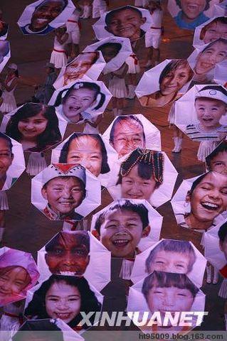 北京奥运会开幕式精彩画面节选[原创] - 蜡烛山 - 蜡烛山的博客