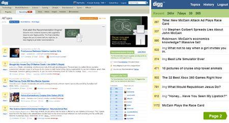 2008年10佳改版网站(组图)  - 奥妙 - 不正常人类研究中心