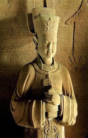 中国石刻佛像之美欣赏 三 大足石刻图片