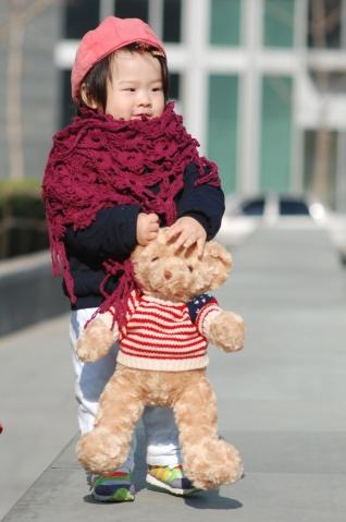 最近感冒 出去少了 - 贝贝的爸妈 - 贝贝的爸妈