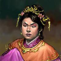贾南风【(256-300),45岁被司马伦杀死。西晋晋惠帝司马衷的皇后,史称惠贾皇后。历史上鼎鼎有名的丑女人:据史书上记载,惠贾皇后身材矮小(约1米4左右),面目黑青,鼻孔朝天,嘴唇保地,眉后还有一大块胎记。贾南风是西晋的开国元勋贾充的三女,继室郭槐的长女。生于三国魏高贵乡公甘露元年(256年)。卒于晋惠帝永康元年(300年),平阳襄陵(今山西襄汾)人】  - zyltsz196947 - zyltsz196947的博客