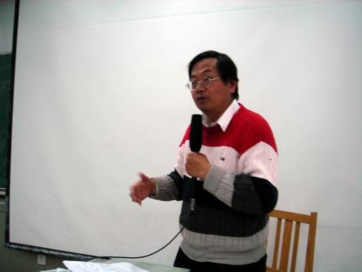张伟仁先生讲座 - 贺卫方 - 贺卫方的博客