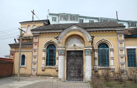 中东铁路时期的绥芬河火车站和东正教堂 - wzx - 我的博客―我的小菜园