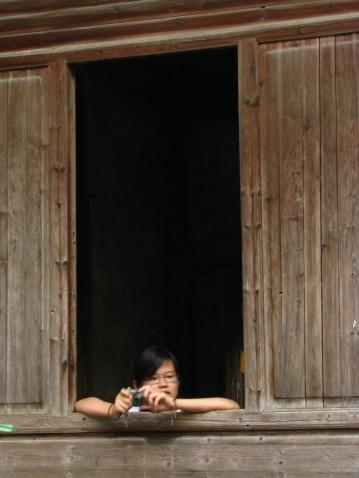 华东采风安徽黄山古村落宏村、卢村(2008.10.19) - ★风暴之眼★ - 风暴航空