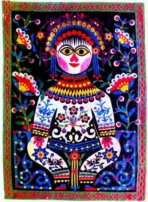 六十年中国杰出剪纸艺术大师和剪纸艺术家介绍 - 梦回氾城 - 中国襄城剪纸