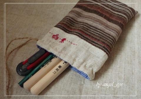 最简单的布袋工具包 - angel_eye  - 暮雪晴朝