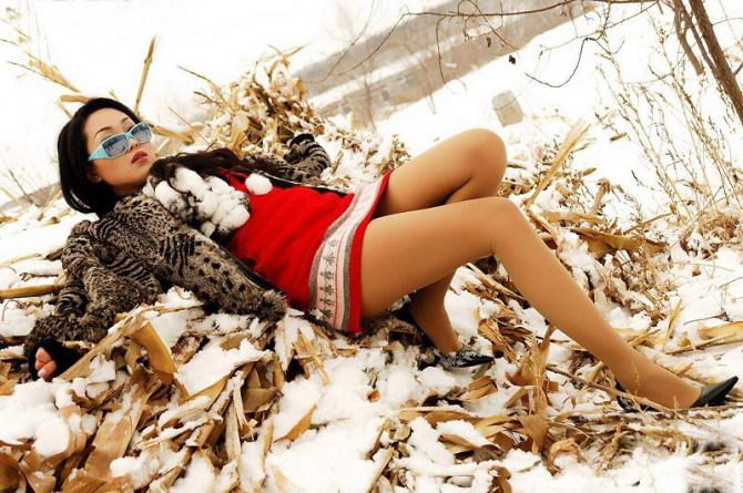 【转载】少妇在雪地...... - mike的日志 - 网易博客 - jlslnsh2014 - jlslnsh2014的博客