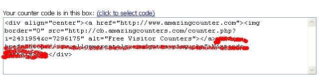 引用 为博客添加一个计数器 - 比爱更爱 - 比爱更爱的博客