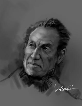 肖像练习 - 维京 - 维京