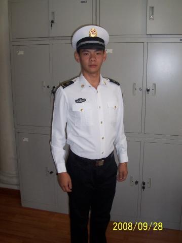 军人相册----海军士官 - 披着军装的野狼 - 披着军装的野狼