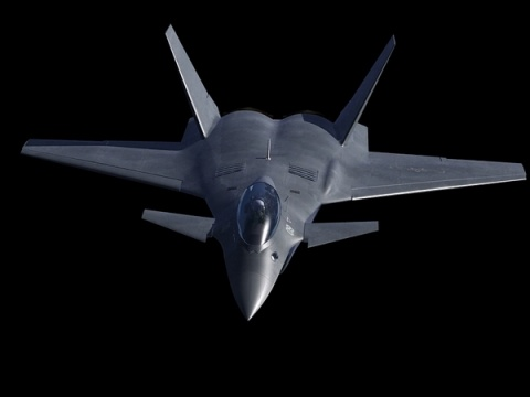 【少校摘评】全解中国最新四代战机歼-14  - 陆战队少校 - 陆战队少校-【少校时评】博报
