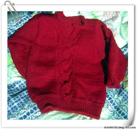 送给侄女的衣服 - 平凡的女人 - 菜鸟的编织小屋