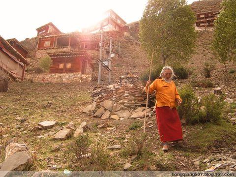 我的川藏行18—探访山里苦修行的女人 - 强哥问候 - 强哥问候