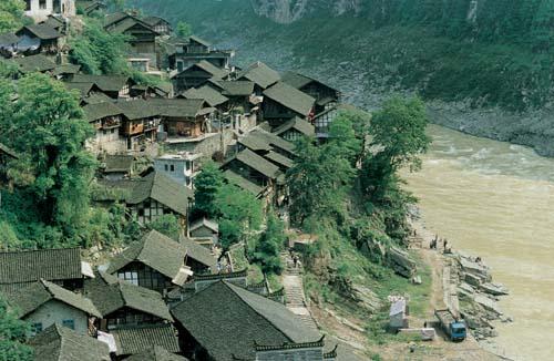 龚滩:即将窒息的古镇(节选) - 中华遗产 - 《中华遗产》
