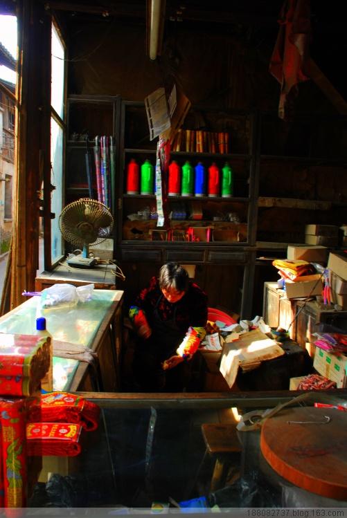 原汁原味老乌镇(一):北栅老街 - 渔歌子 - 渔歌子的博客