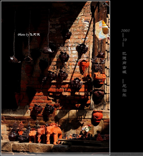 [原摄]陶街--尼泊尔(6)巴德岗古城 - 飞天侠 - 飞天侠的摄影视界