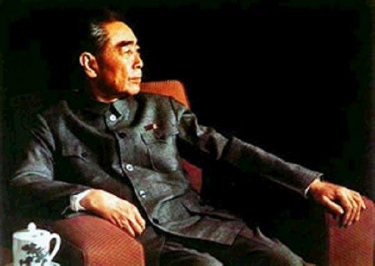旧报新读:《一幅珍贵的政治照片》 - 老何东 - 何东老邪