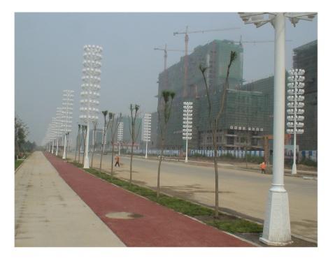 铁岭新城区的新姿(图片) - 铁岭老鱼 - 老鱼的温馨港湾