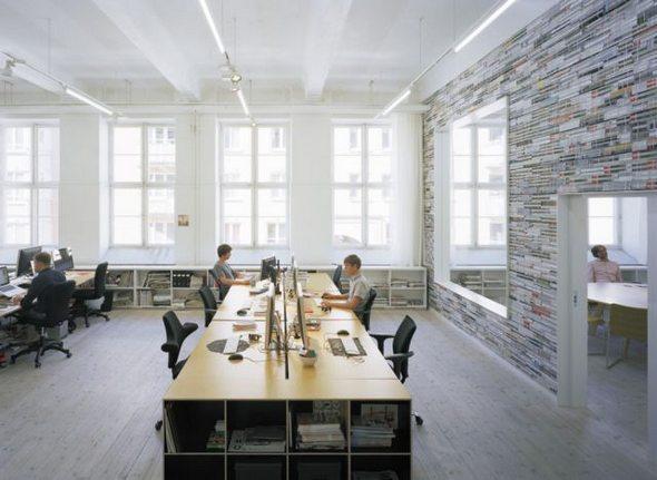 全球最酷的24间办公室 - 何泛泛 - 何泛泛|IT独唱团