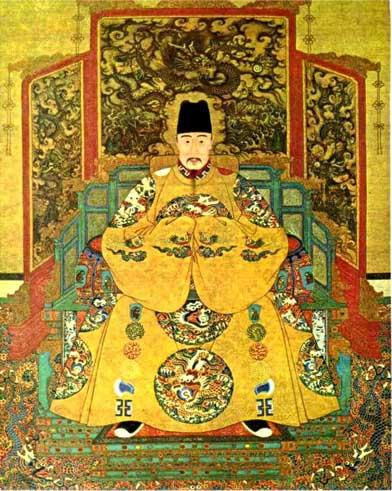 紫禁城里的24个皇帝(明朝篇) - 阿德 - 图说北京(阿德摄影)BLOG