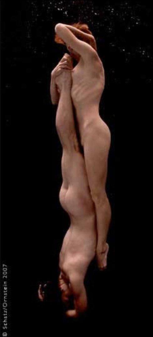 组图:舞蹈家的奇思妙想 (一) - 老藤 - tengxuyan 的博客