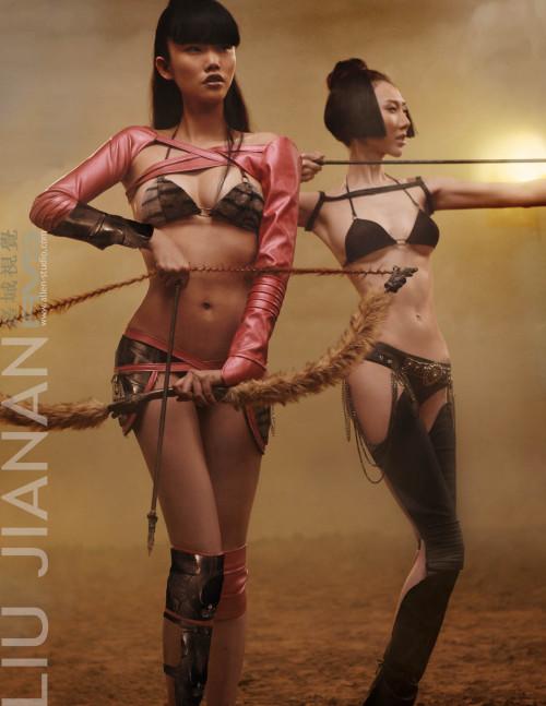 我拍的《男人装》片子汇总 - 刘嘉楠 - liujianan1977 的博客