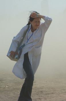 在大沙暴中工作 - rain.911 - 颜丹晨的博客