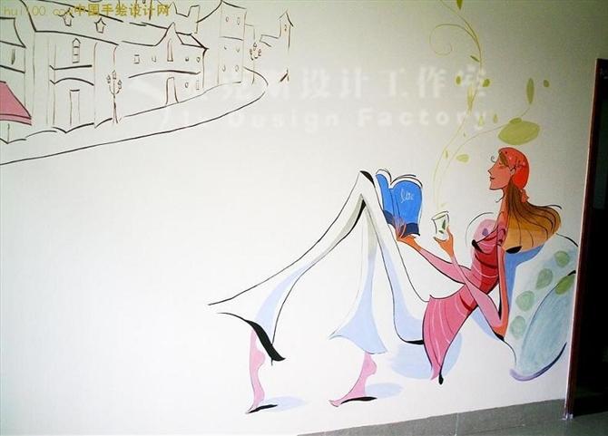 手绘墙画 - hbxyzjhcj1@126