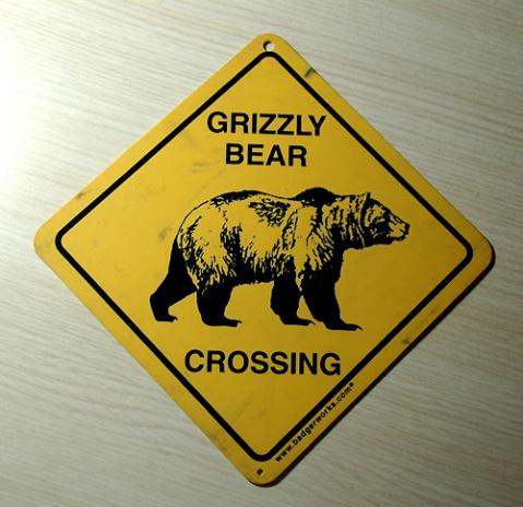 注意有熊出没_