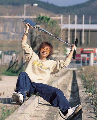 邓健泓   - 水无痕 - 明星后花园