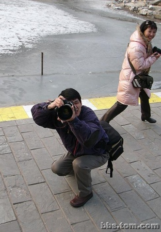 摄影的各种姿势(笑死我啊) - 缘来是你 - 网络杂谈之百科全书大全