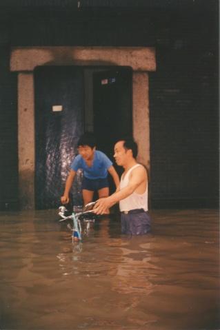 1991年无锡大水旧居照片 - csshen523 - 我的博客