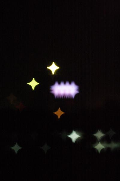焦外光斑造型DIY - 光牙 - 八云之云
