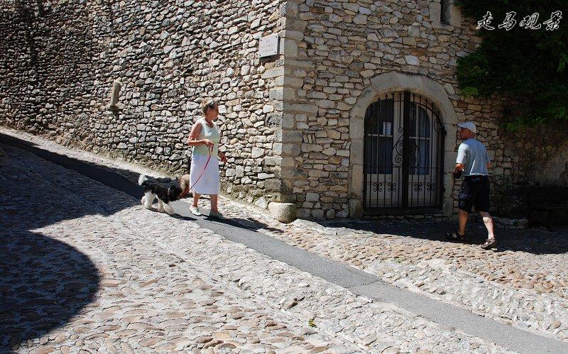 普罗旺斯的那个下午 - 西樱 - 走马观景