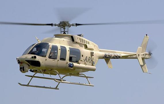 美俄新型侦察直升机截然不同的命运(图)