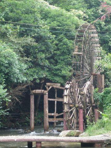 2007年9月1日,过期《盘龙峡旅游》篇 - 雅子 -