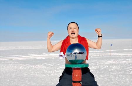 """郁亮南极""""第一裸""""不是风花雪月 - 于清教 - 产业智慧。商业思维。"""