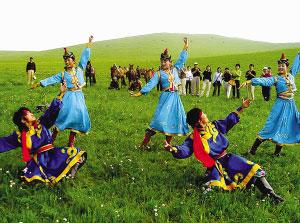 草原迎宾曲  ( 引用 ) - 太空草原 - TAI KONG CAOYUAN太空草原