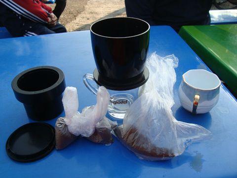 清源山的咖啡秘密基地 2008.12.07 - Ocean Liu - Ocean Liu 的博客