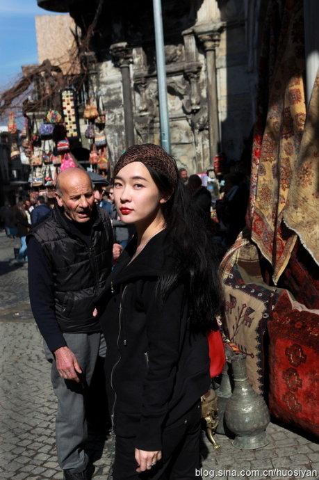 情迷伊斯坦布尔ISTANBUL 三 味道 - 霍思燕 - 霍思燕 彦 色