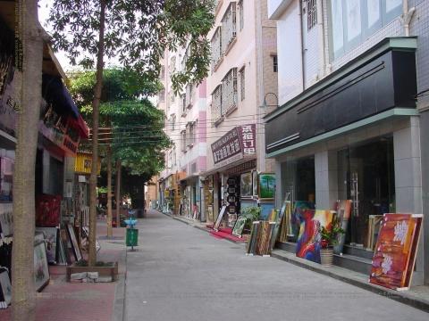 深圳达芬村 - 老虎大叔 - 活在过去