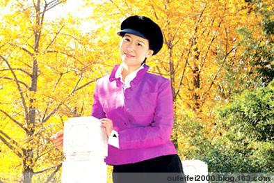 中国十大美女企业家:美貌智慧完美组合