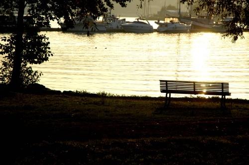 斯德哥尔摩的晚霞 - 西樱 - 走马观景