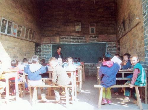 广西人民力量大,敢把学校搬回家 - 李扁 - 性是智慧门